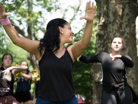 WHAT MAKES DANCE, FITNESS, & THERAPEUTIC WELLNESS SUSTAINABLE?