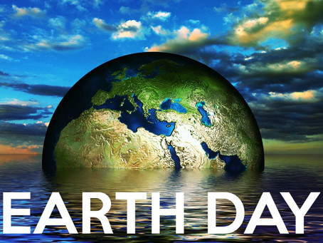 EARTH DAY CAN BE SMALL CHANGES FOR THE COLLECTIVE GOOD