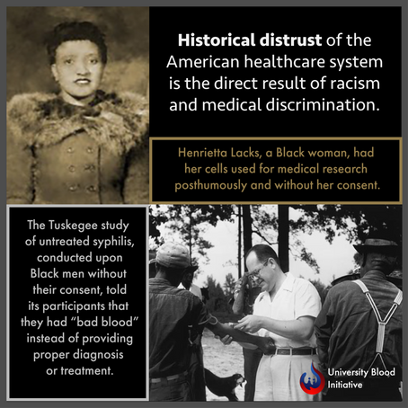 Causes: Historical Distrust & Lack of Education