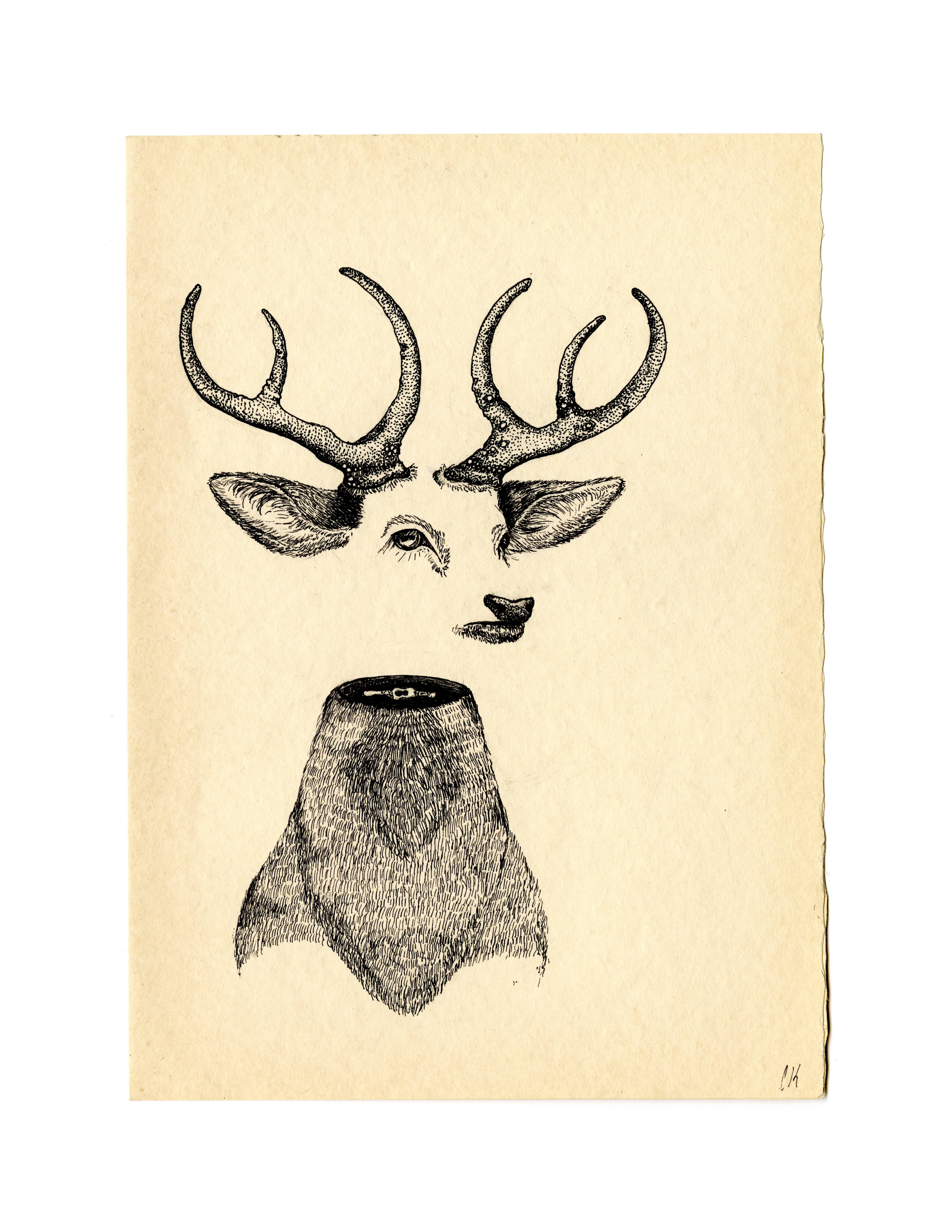 Weird Dear Print 7/7