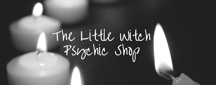 The Little Witch Psychic Shop