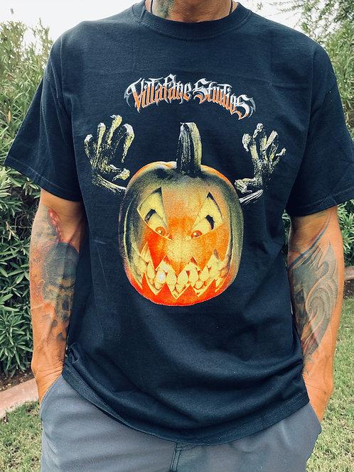 Big Guys Jack-o-Lantern Villafane Tshirt