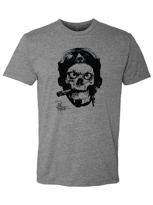 Gray Skull Series #1 - Lieutenant Shellshock Tshirt