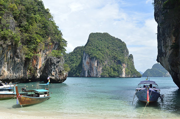 เกาะกันไปพีพี ชีวิตดี้ดี ที่เกาะพีพี ภูเก็ต