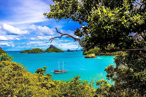 ลงใต้ไปเที่ยวอุทยานแห่งชาติหมู่เกาะอ่างทองกันเถอะ