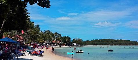 หาดเกาะสมุย