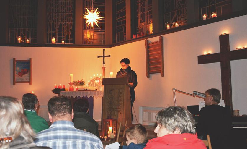 Deuselbacher Advent 2015