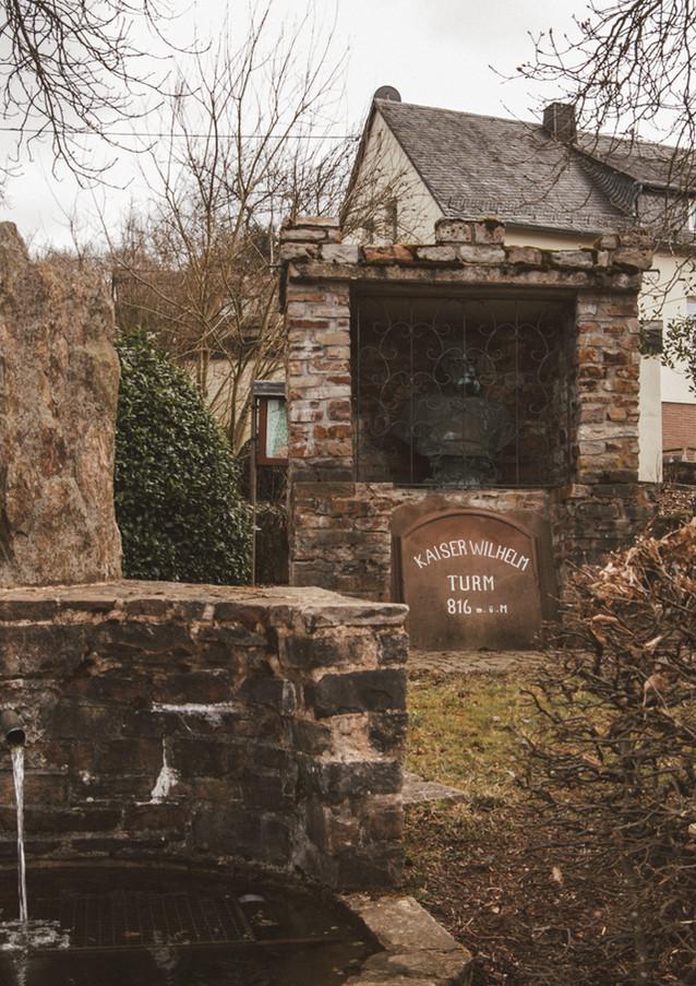 Das Kaiser Wilhelm Denkmal