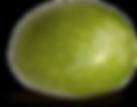 Grüne Olive