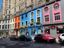 Colourful Victoria Street