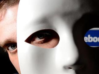 The Mask of Social Media