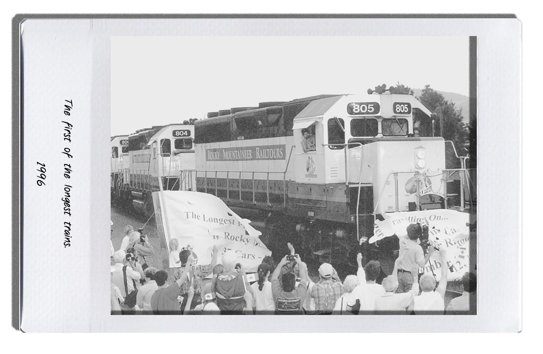 1st longest train