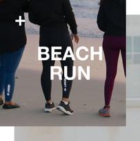 Reset leggings for beach run