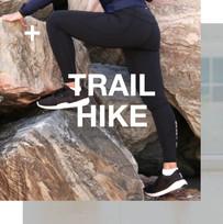 Reset leggings for trail hikes