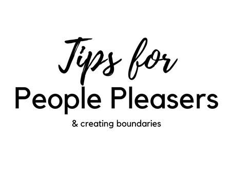 People pleasing = exhausting