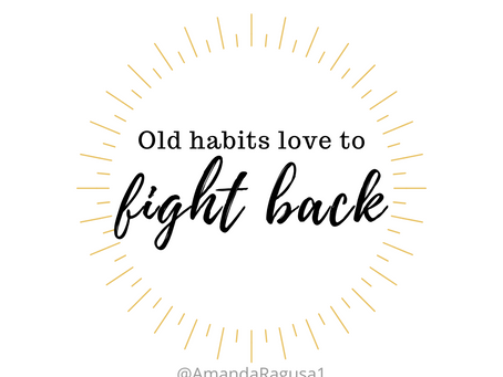 When Old Habits Fight Back