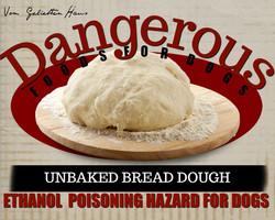 uncooked dough