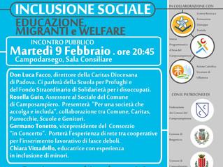 Esperienze di Inclusione Sociale a Campodarsego