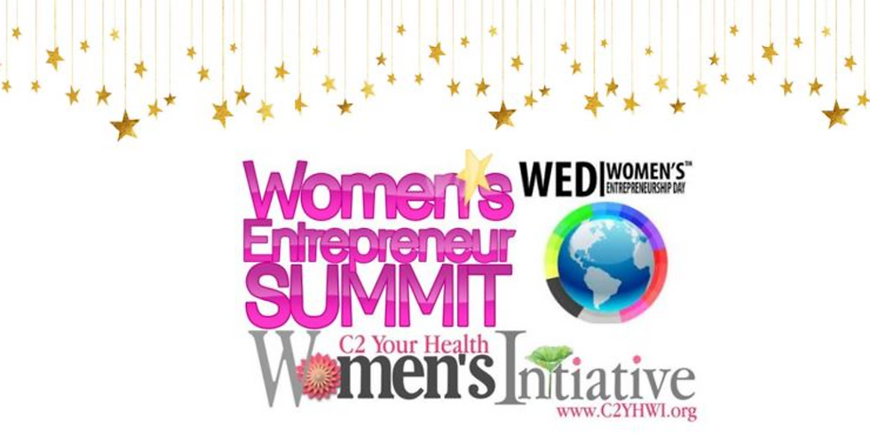 Women's Entrepreneur Summit Conference