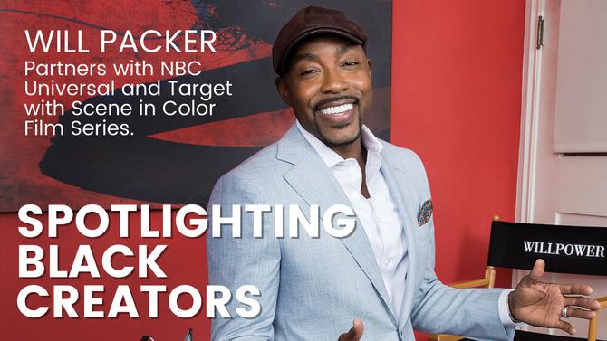 SCENE IN COLOR FILM SERIES SPOTLIGHTING BLACK CREATORS