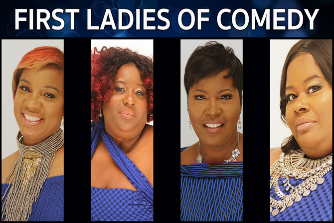 FIRST LADIES OF COMEDY