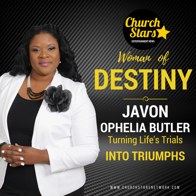 JAVON OPHELIA BUTLER, ACTIVIST, PRODUCER AND PLAYWRIGHT BY DESIGN