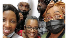 AUNT PEARLIE'S KITCHEN HILARIOUS STAGE PLAY