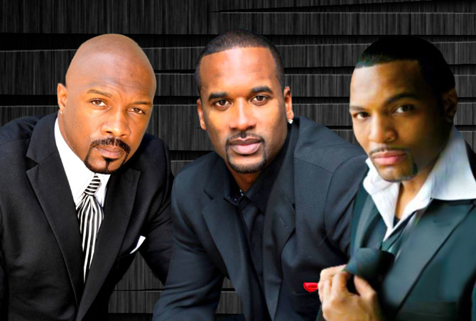 "THE BAD BOYS OF ""CREEPS & SILLY WOMEN"" THE STAGE PLAY"