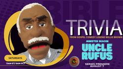 BIBLE TRIVIA W/UNCLE RUFUS