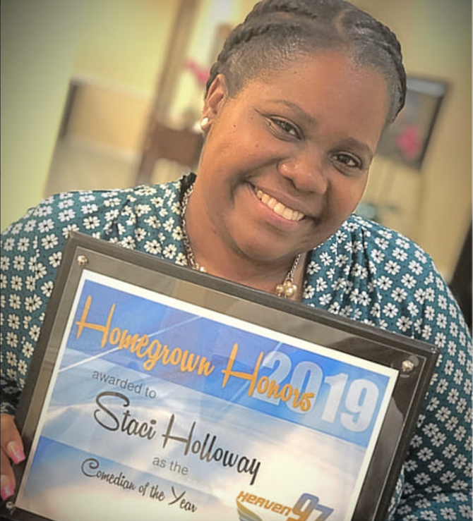 HOMEGROWN HONORS STACI HOLLOWAY