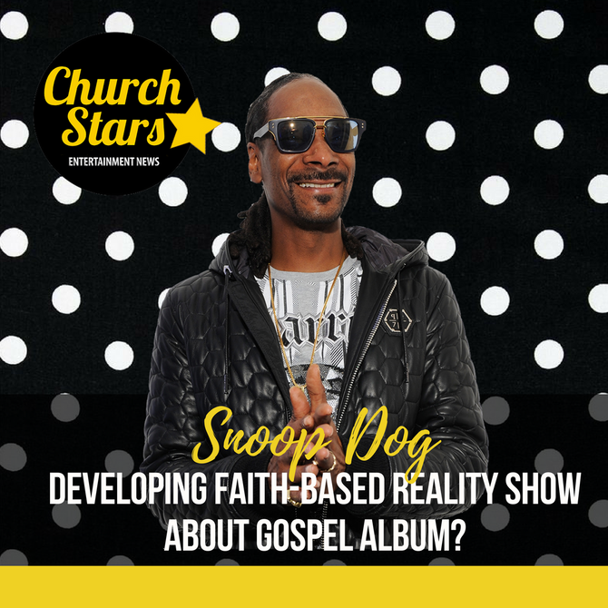SNOOP GOES BEYOND THE FAME INTO FAITH, FAMILY & FULFILLMENT