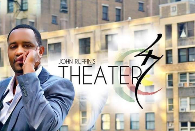 JOHN RUFFINS OPENS THEATER 47