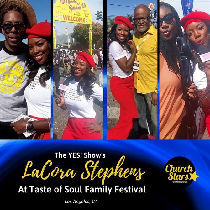 TASTE OF SOUL FAMILY FESTIVAL