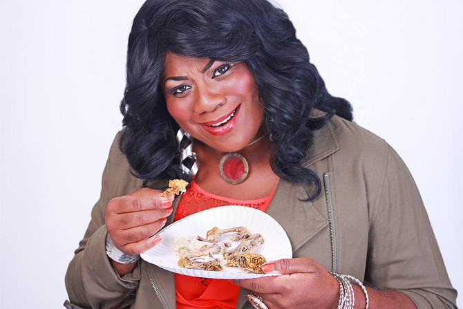 Dining Out With Comedienne Joy Premieres on ABC & The CW