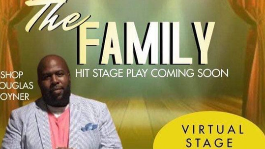 BISHOP DOUGLAS JOYNER'S NEW PRODUCTION