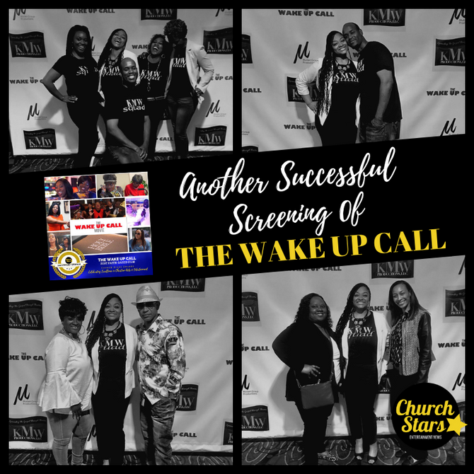 ANOTHER SUCCESSFUL SCREENING FOR THE WAKE UP CALL