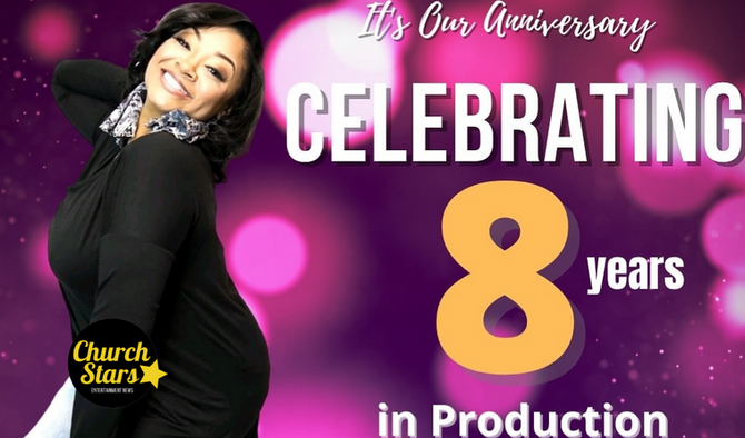 KMW PRODUCTIONS CELEBRATE 8 YEARS
