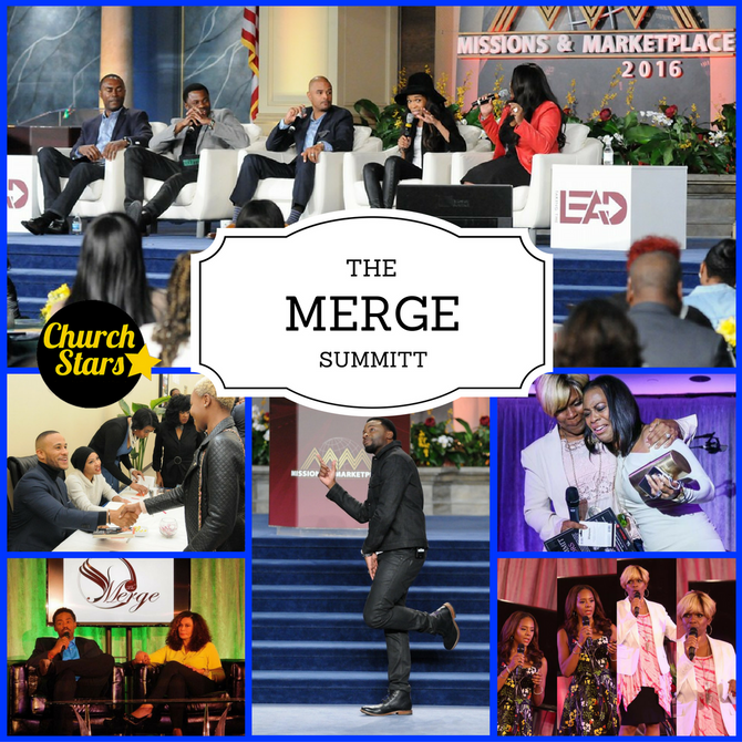 THE STARS WERE OUT FOR THE 2016 MERGE SUMMIT