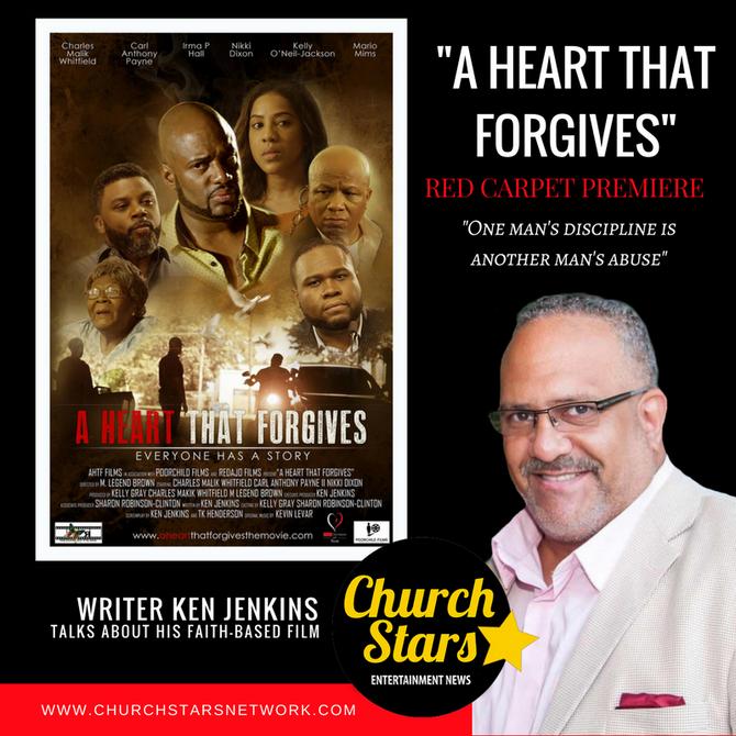 """A HEART THAT FORGIVES""             MOVIE PREMIERE"