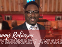 ELITE NEWS HONORS SNOOP ROBINSON
