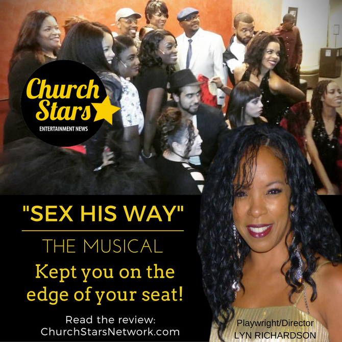"""""""SEX HIS WAY"""" KEPT YOU ON THE EDGE OF YOUR SEAT!"""