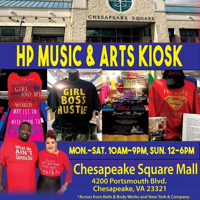 HP MUSIC & ARTS KIOSK