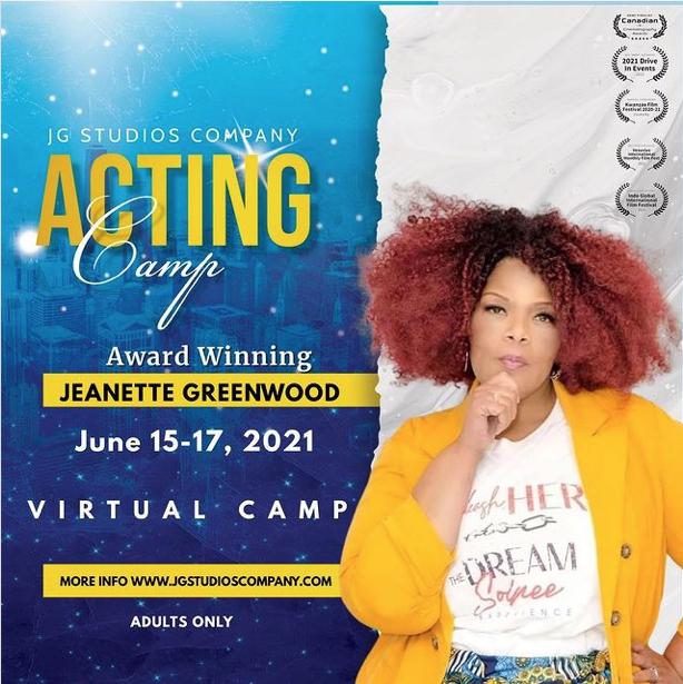 VIRTUAL ACTING CAMP