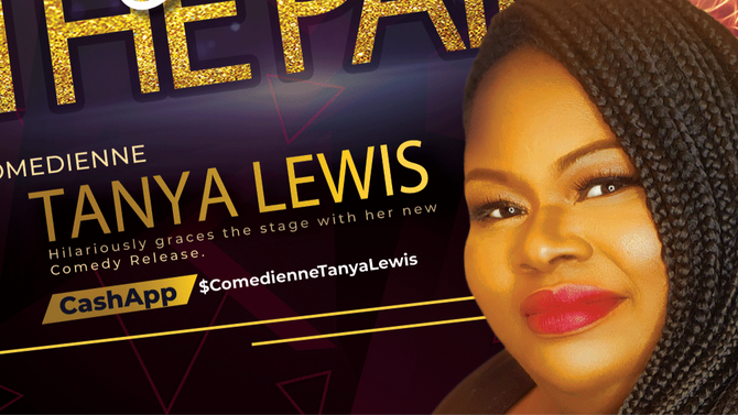 TANYA LEWIS NEW COMEDY RELEASE
