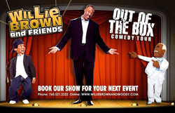 OUT OF THE BOX COMEDY TOUR
