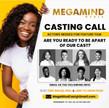 MEGAMIND CASTING CALL