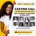 MEGAMIND CASTING CALL