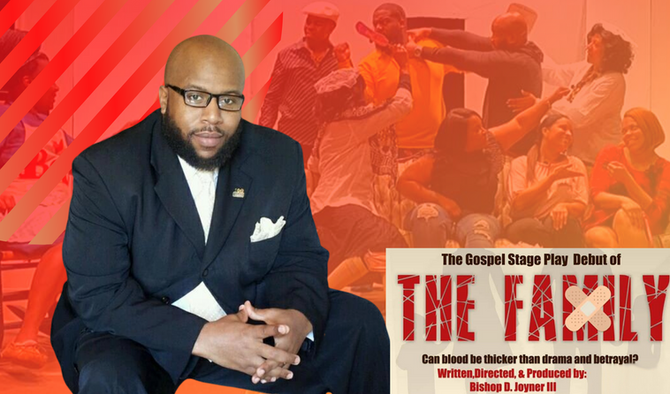 BISHOP D. JOYNER'S THE FAMILY