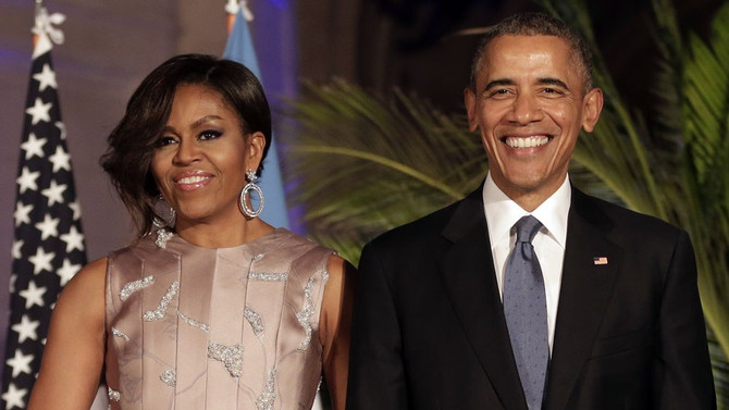 THE OBAMAS REVEAL THE SHOWS AND FILMS THEY'RE WORKING ON
