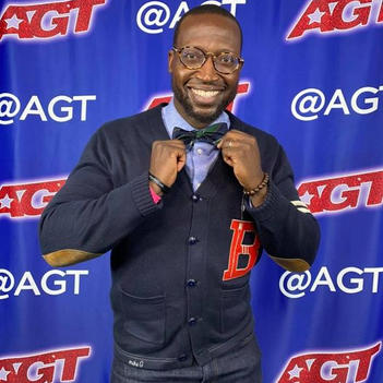 COMEDIAN MIKE GOODWIN ON AGT!